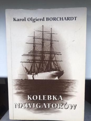 """Książka pt. """"Kolebka nawigatorów"""""""