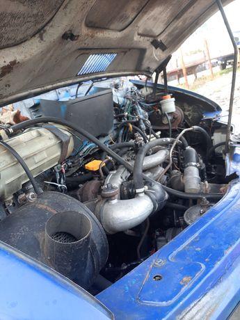 Мотор двигатель мтз д245 с турбиной мотор двигатель на зил газон