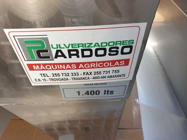 Lagar Inox 1500 Litros NOVO