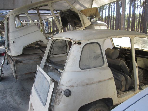 Carroceria,carcaça , peças,Renault 4 GTL