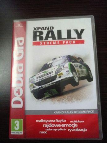 x-pand rally - gra samochody na komputer