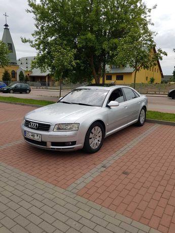 AUDI A8 D3 4.0 TDI V8 QUATTRO /bogate wyposażenie/zamiana