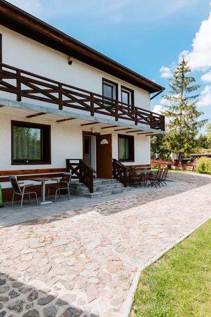 Apartament 10-osobowy 50m od jeziora- MAJOWKA NIEDOSTEPNA