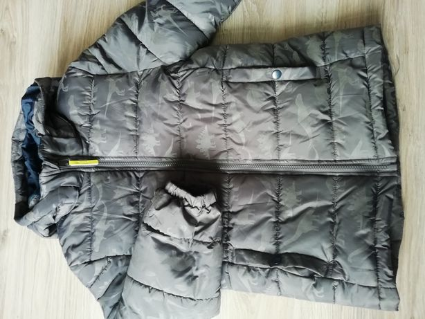Kurtka zimowa H&M r. 128