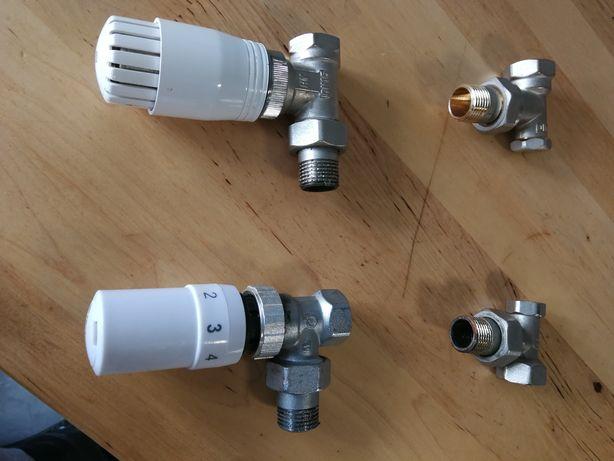 Głowica termostatyczna do grzejnika kaloryfera Danfoss Schlosser