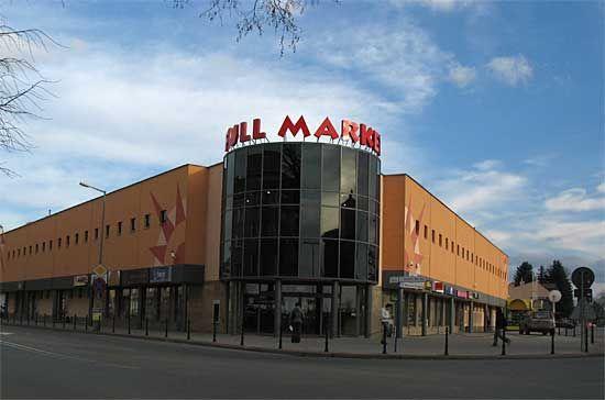 FULL-MARKET w Krośnie - lokal 102 m2 - do wynajęcia