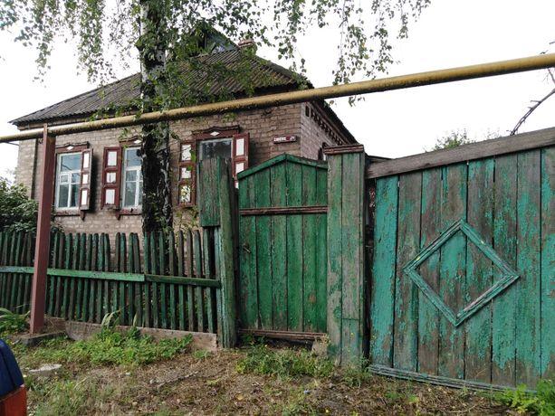 Продам газифицированный нежилой дом