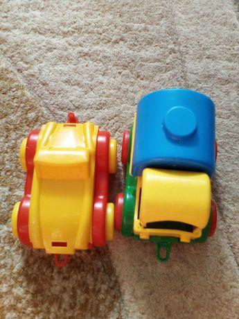 Wader Первые машинки для малыша машины