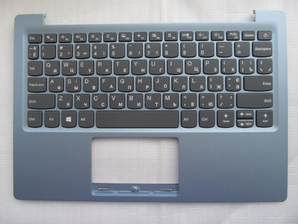 Клавиатура ноутбука LENOVO IdeaPad 120S-11IAP Keyboard + перед. панель