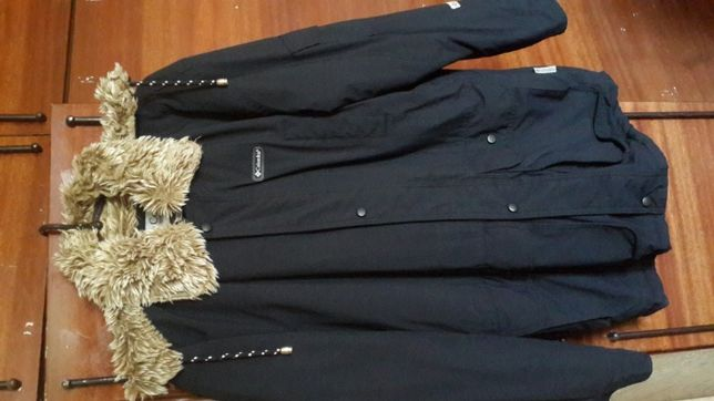 Зимняя мужская куртка Columbia (Оригинал)