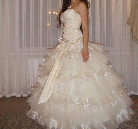 Випускна (весільна) сукня