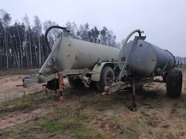 Beczka Beczkowóz 5 000 litrów i 10 000 litrów