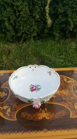 Patera porcelanowa - Schierholz - Plaue