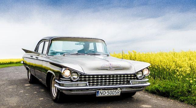 Buick Lesabre 1959, auto, samochód do ślubu