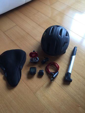 Kit de Acessórios para bicicleta