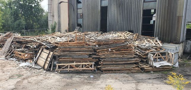 ZA DARMO - Drewno opał ogrzewanie szklarnie