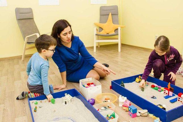 Детский Психолог Семейный Психотерапевт