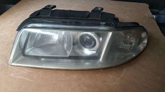 Farol esquerdo - Audi A4 B5 Facelift (99-00)