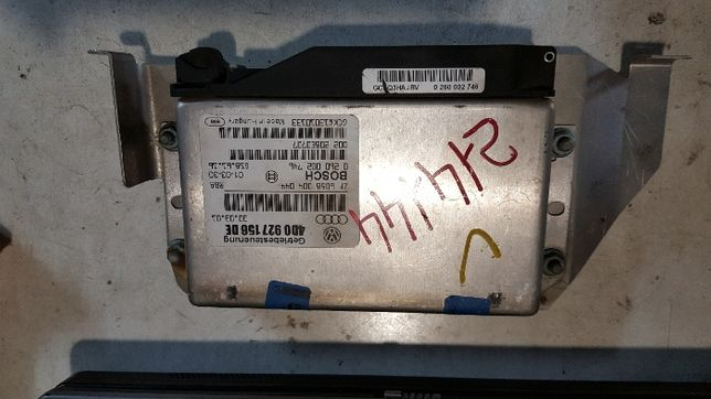 эбу акпп Audi А8 4.2 2001г. 4D0 927 156 DE.мозги.автомат.