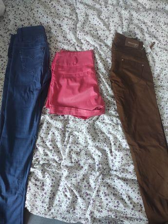 Spodnie długie/krótkie