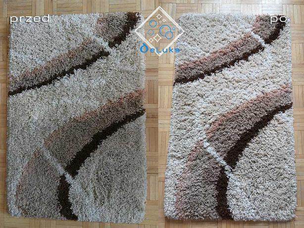 Pranie tapicerki meblowej, samochodowej, dywanów i wykładzin