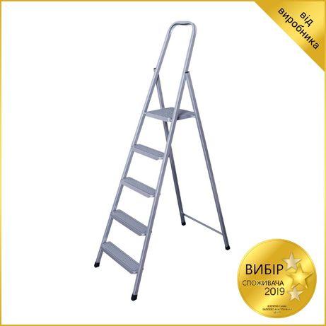 Лестница 5-ступенчатая сварная STEEL HOME Eurogold 215