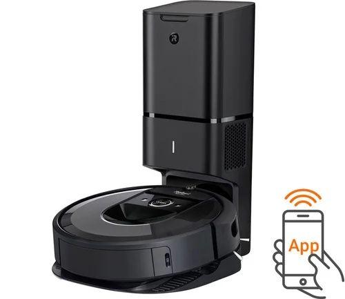iRobot Roomba i7+ plus 7550, робот пылесос, 220v, в наличии, новые