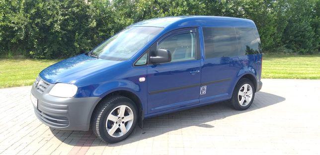 Volkswagen Caddy 1.6 газ бензин