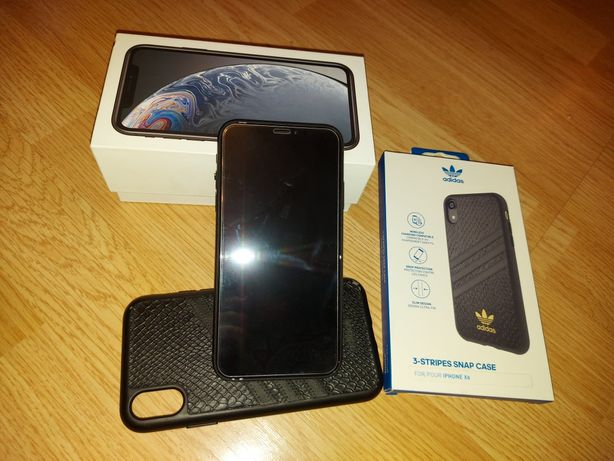 Apple IPhone XR 64 GB stan idealny na gwarancji, etui gratis