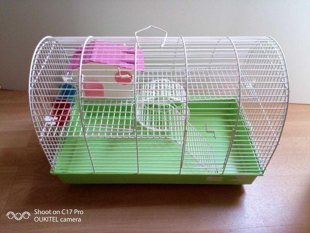 Gaiola Hamster Usada