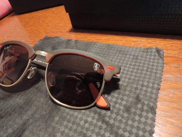 Okulary RayBan Polaryzacja