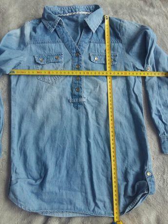 Koszula jeansowa RESERVED 128