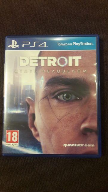 Detroit стать человеком PS4
