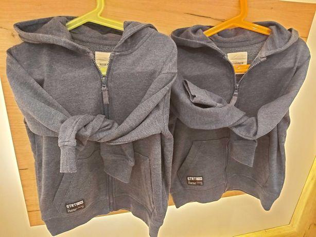 Bluzy dla bliźniaków firmy Reserved