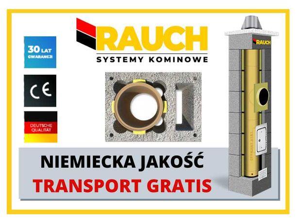 Komin SW fi 200 6m Systemowy Ceramiczny RAUCH STANDARD