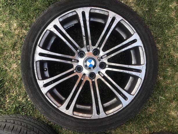 Jantes bmw 18 com pneus