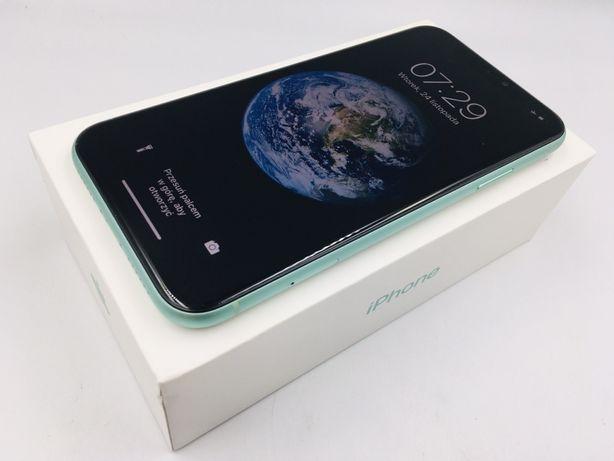 iPhone 11 128GB GREEN • BATERIA 100% • GWAR do 21.07.21 • AppleCentrum