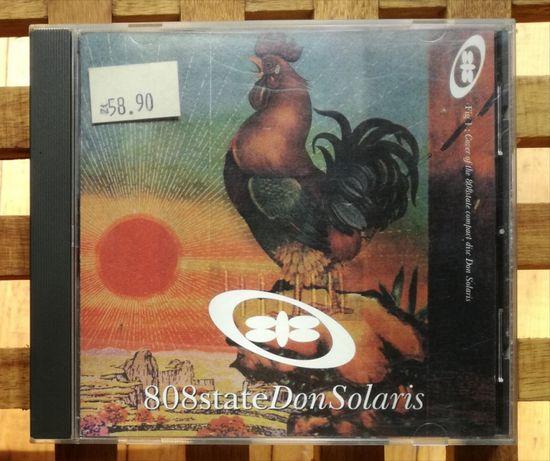 "808 State ""Don Solaris"" cd"
