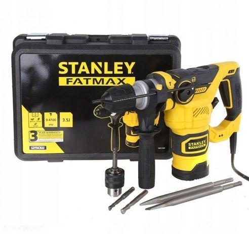 MŁOTOWIERTARKA SDS Plus Stanley FatMax FME1250K