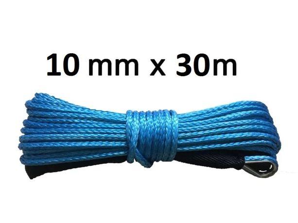 Lina Syntetyczna do wyciagarki 10mm 30m.
