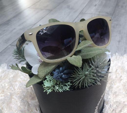 Ray-Ban okulary przeciwsłoneczne oryginalne made in italy