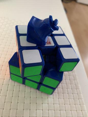 Kostka rubika Dayan 5 Zhanchi niebieski plastik do speedcubingu