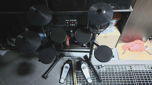 Millenium hd 120 Millenium Hd-120 perkusja elektroniczna