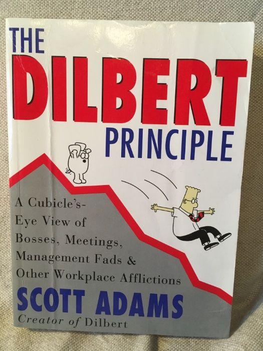 The Dilbert Principle Scott Adams Krzyż Wielkopolski - image 1