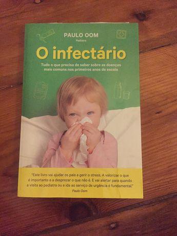 Livro O infectario