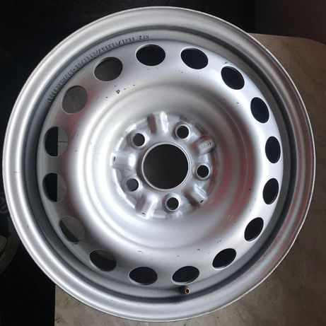 Диски металеві R16 Mazda 4шт. 5x114,3 DIA 67,1 ET55 6,5J