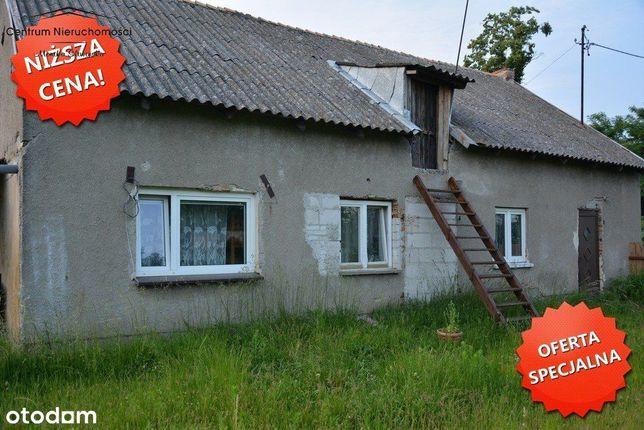 Na sprzedaż dom dwurodzinny z dużą działką !!
