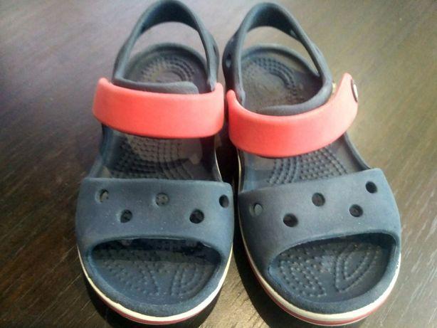 Сандалии Crocs Kids С8
