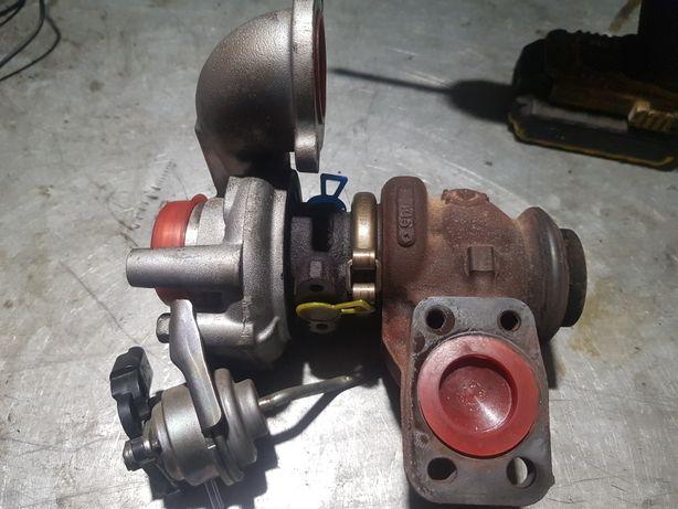 Turbosprężarka 1.6 hdi oryginalna sprawna .