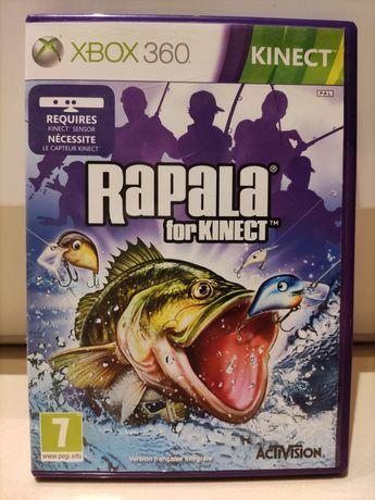 Gra Rapala for Kinect na konsolę Xbox360, możliwa wysyłka